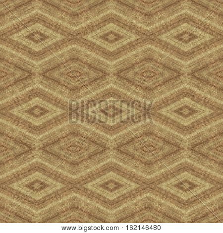 Beige seamless design similiar sackcloth texture pattern