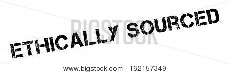 Ethically Sourced rubber stamp. Grunge design with dust scratches. Effects can be easily removed for a clean, crisp look. Color is easily changed.