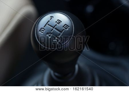 The gear shift Manual Type of cars