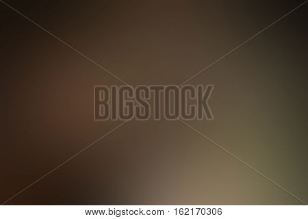 Brown White Green Abstract Background Blur Gradient