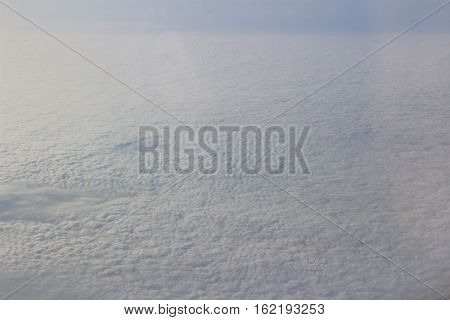 Fly Over The Cloud