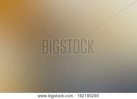 Blue White Orange Abstract Background Blur Gradient