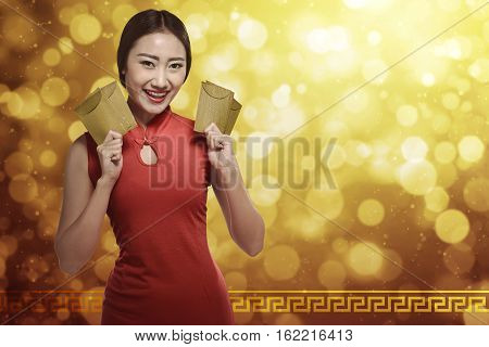 Happy Chinese New Year Concept