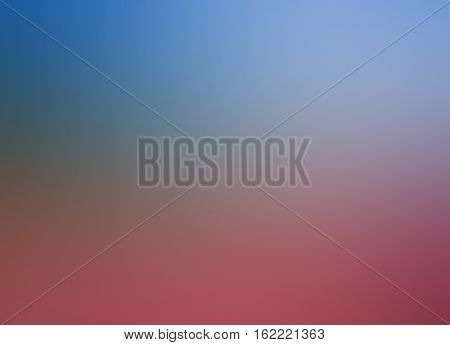 Blue White Pink Abstract Background Blur Gradient