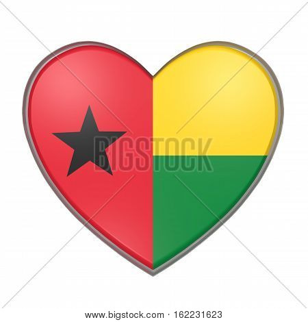 Guinea-bissau Heart
