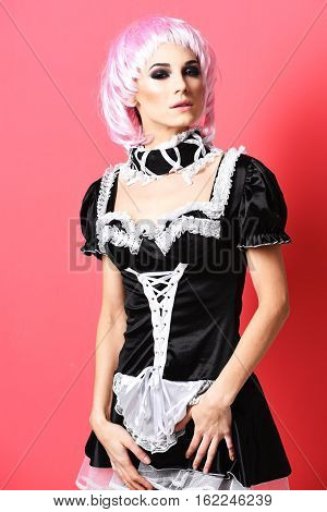 Waitress Or Maid Sexy Girl