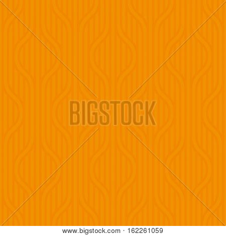 Stpiped wavy pattern. Orange Neutral geometric seamless patterns for web design. Monochromatic colors tileable vector background.