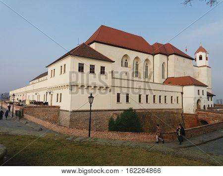 Brno, Spielberg Castle