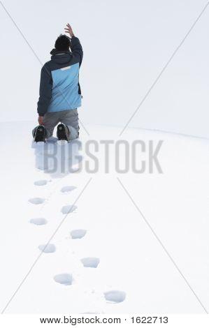 Lost Man Begging
