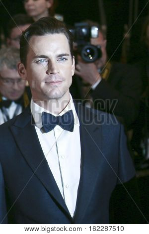 Matt Bomer attends 'The Nice Guys' premiere during the 69th annual Cannes Film Festival at the Palais des Festivals on May 15, 2016 in Cannes, France.