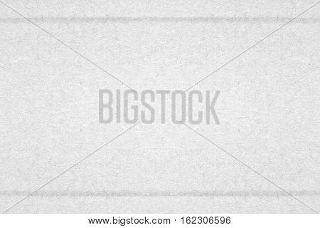 White Cardboard Background With Margins