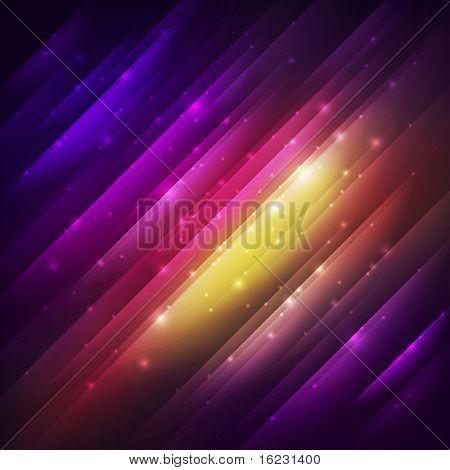 pozadí abstraktní s barevný svítící