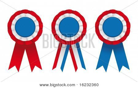awards ribbons