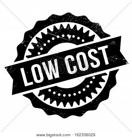 Low cost stamp. Grunge design with dust scratches. Effects can be easily removed for a clean, crisp look. Color is easily changed.