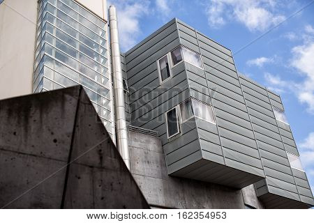 Modern Abstract Architecture
