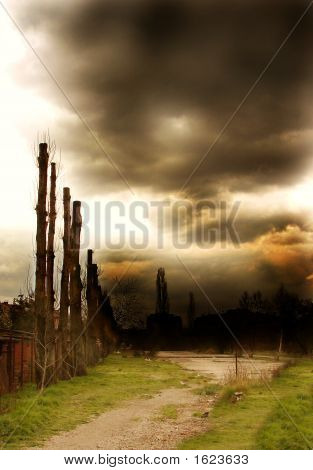 Storming In Rudesh