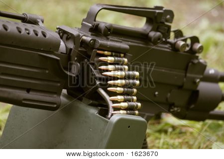 United States Machine Gun
