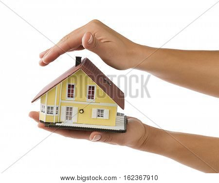 Protect Your Home Concept