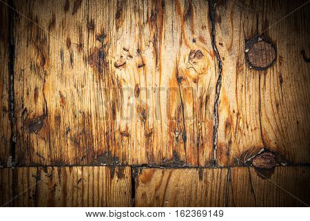 Background Texture Of A Wood Plank