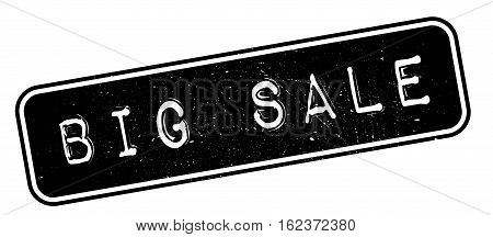 Big Sale rubber stamp. Grunge design with dust scratches. Effects can be easily removed for a clean, crisp look. Color is easily changed.