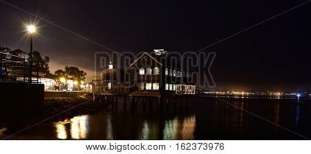 Waterfront Seaport Village