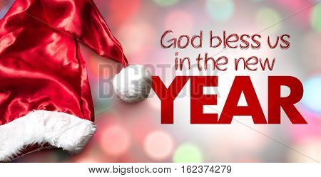 God Bless Us in the New Year