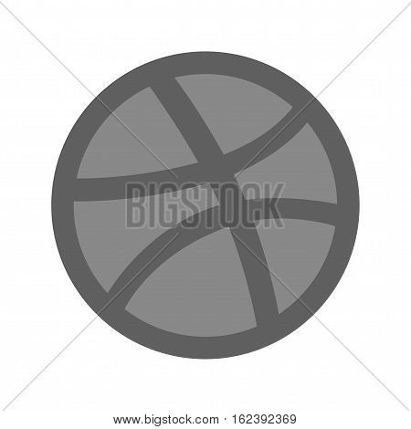 Designers, graphic, dribble icon vector image. Can also be used for social media logos. Suitable for mobile apps, web apps and print media.