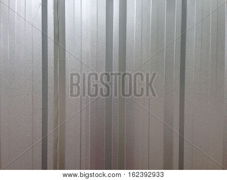 detail of galvanized iron steel plates wallpaper