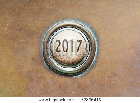 Old Button - 2017