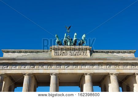 Brandenburger Gate Berlin