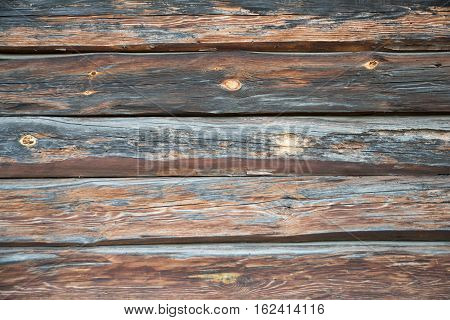 Horizontal photo of wooden boards, vertical background