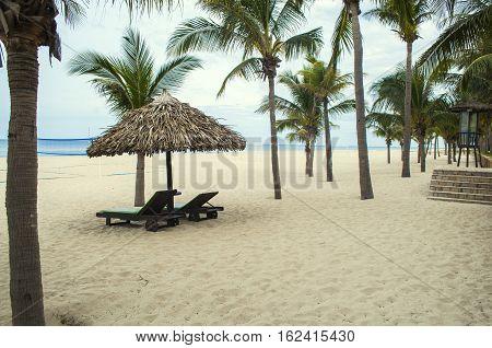 China Beach In Danang