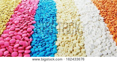medicine tablet antibiotic pills poster
