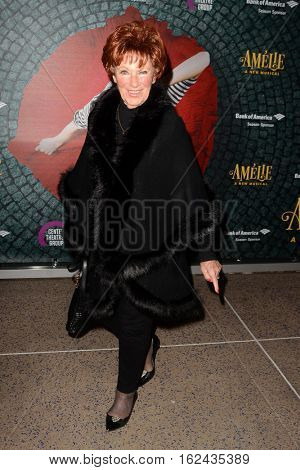 LOS ANGELES - DEC 16:  Marion Ross at the