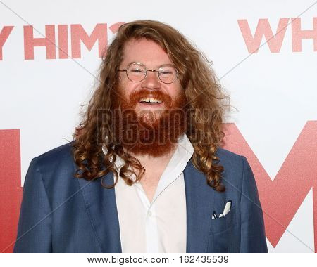 LOS ANGELES - DEC 17:  Zack Pearlman at the