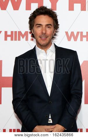 LOS ANGELES - DEC 17:  Shawn Levy at the