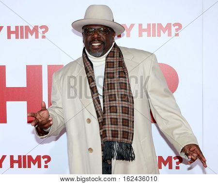 LOS ANGELES - DEC 17:  Cedric The Entertainer, Cedric Antonio Kyles at the