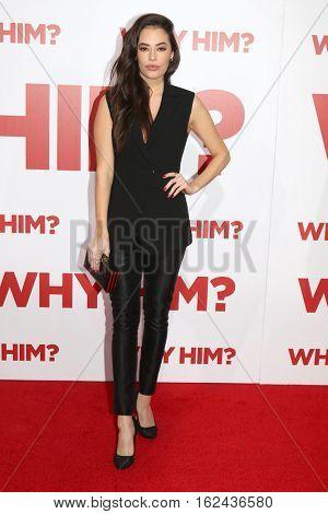LOS ANGELES - DEC 17:  Chloe Bridges at the