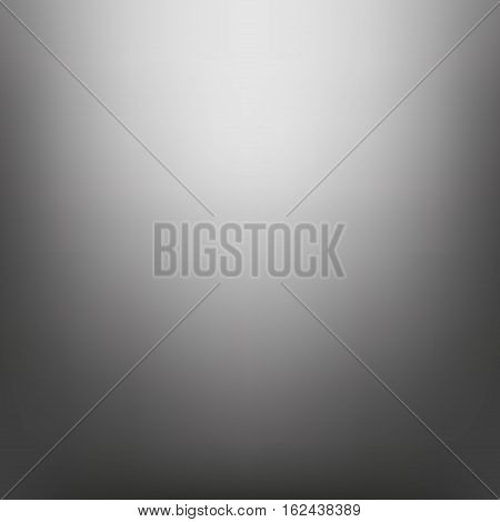 Abstract vector background, gray mesh gradient, blurred wallpaper