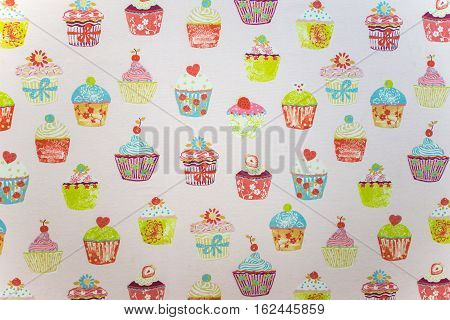 colorful cakes background and backdrop bekery for sweet wallpaper
