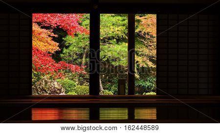 Autumn Colors In Nanzen-ji, Kyoto