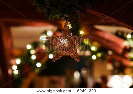 Indoor Christmas Home Decoration