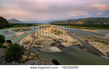 The Swat River is a perennial river in the northern region of Khyber-Pakhtunkhwa Province Pakistan.