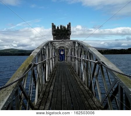 Vartry Reservoir is a reservoir at Roundwood in County Wicklow, Ireland