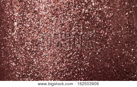 Shinyrose gold glitter texture background for design
