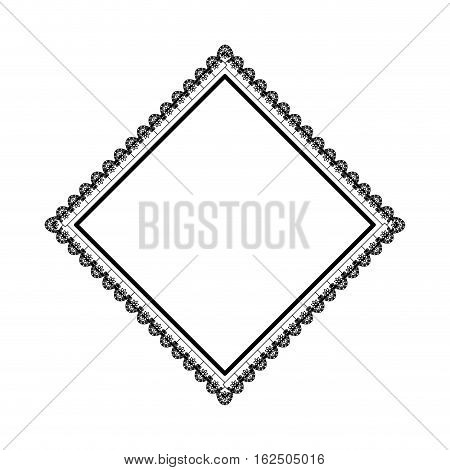 Isolated argyle diamond icon vector illustration graphic design