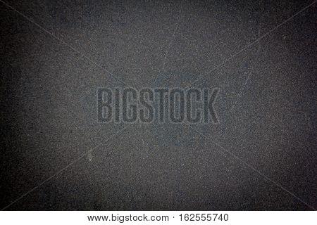 Texture Of Black Sandpaper Number 320 For Background