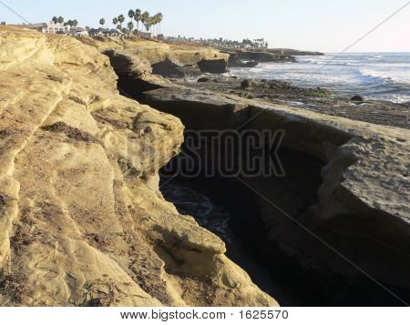 Sunset Cliffs Channel