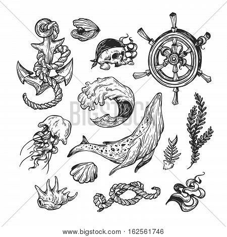 Nautical Collection.