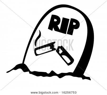 death of smoking